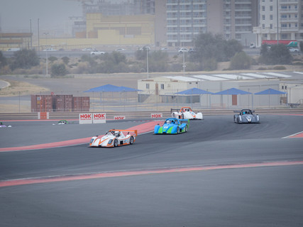 Radical at Dubai Autodrome