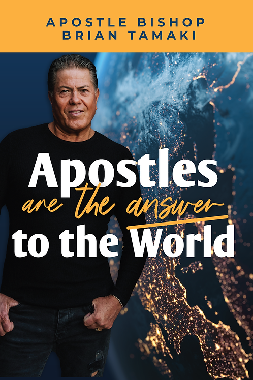 Apostles Are The Answer To The World