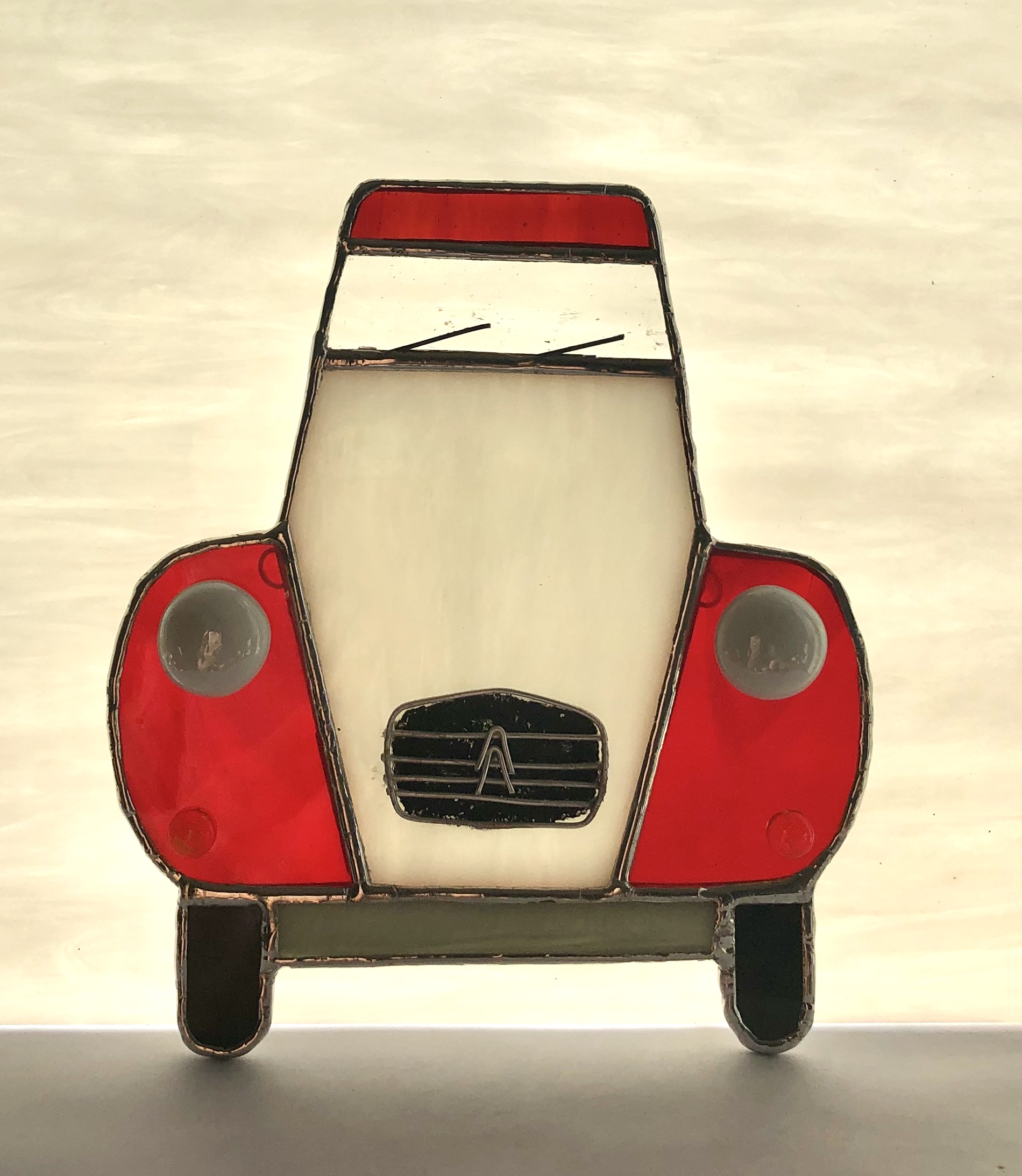 Please click here for more 2CV creations!