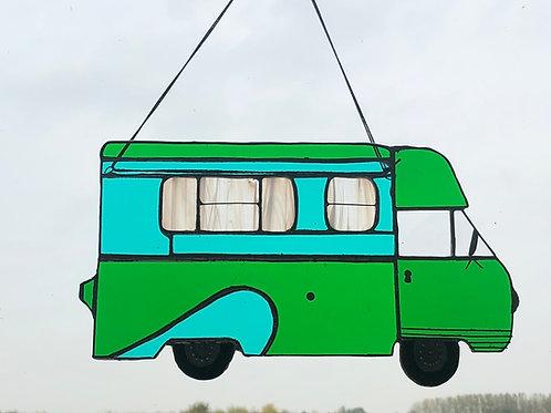 Bluebird Campervan