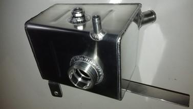 Nova header tank fabrication