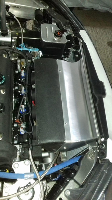 Honda racecar project