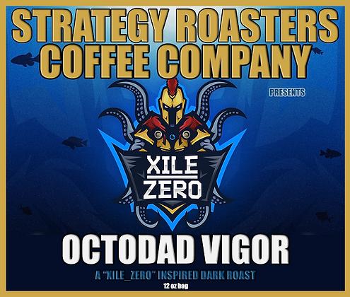 Octodad Vigor, A Xile_Zero Inspired Dark Roast