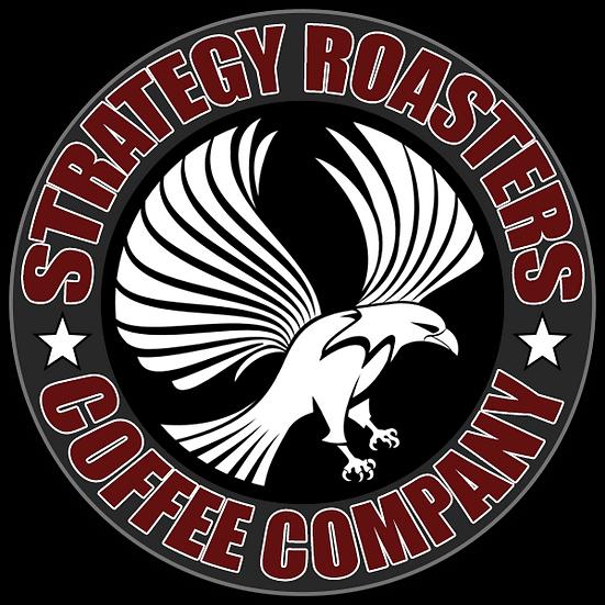 Strategy Roasters Sticker (2 inch)