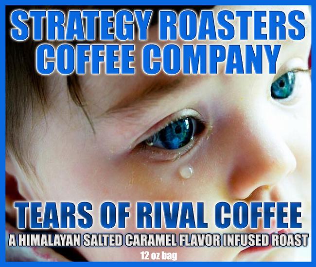 Tears of Rival Coffee