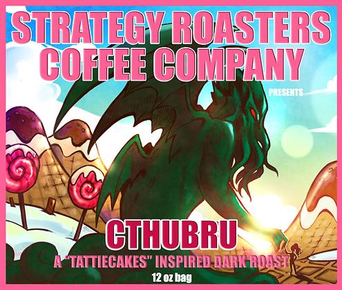 Cthubru, A TattieCakes Inspired Dark Roast