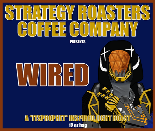 Wired, A ItsProphet Inspired Light Roast