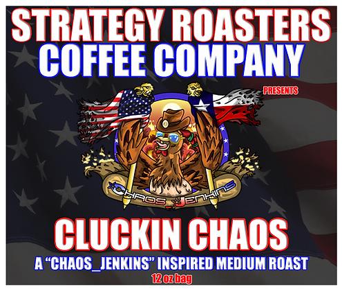 """""""CLUCKIN CHAOS"""" A Chaos_Jenkins Inspired Medium Roast"""