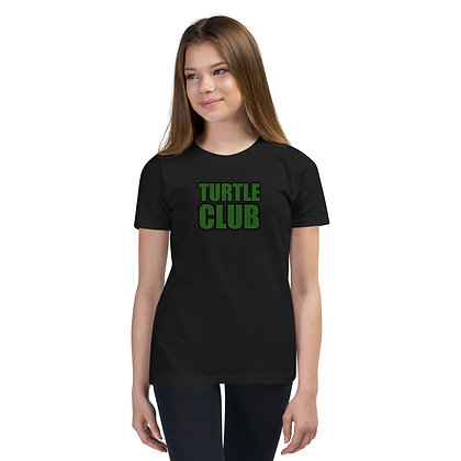 PeaceAndTurtle Youth Short Sleeve T-Shirt