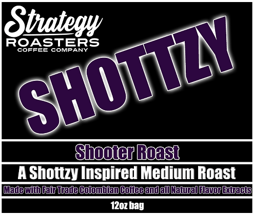 Shooter Roast, A Shottzy Inspired Medium Roast