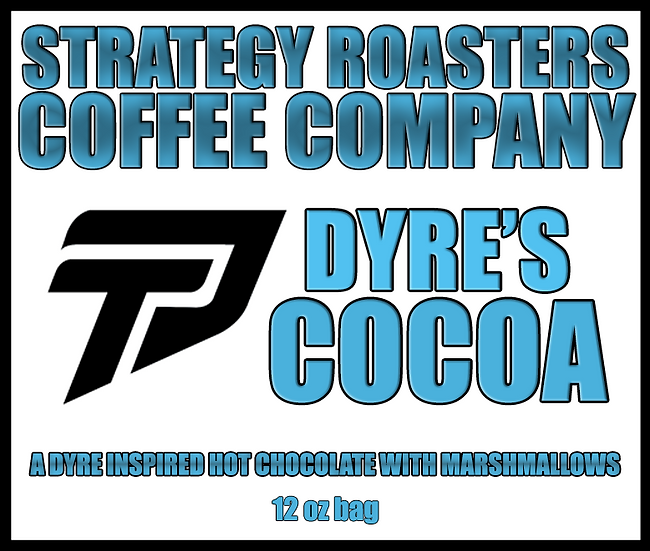 """""""DYRE'S COCOA"""" A DYRE Inspired Hot Cocoa with Marshmallows"""