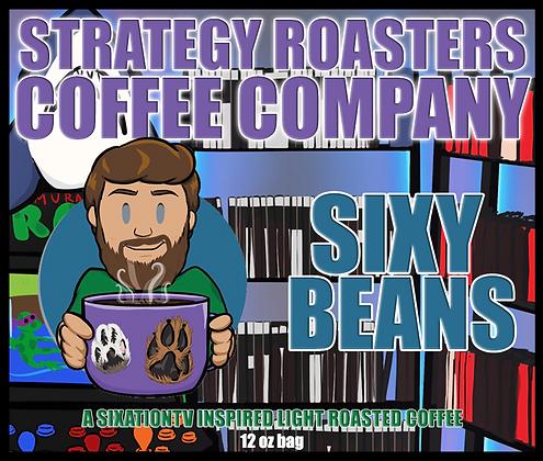Sixy Beans, A SixationTV Inspired Light Roast
