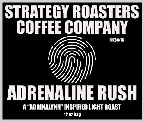 Adrenaline, A AdrinaLynn Inspired Light Roast