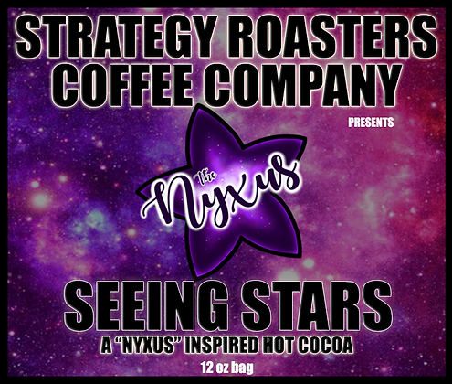 Seeing Stars, A Nyxus Inspired Hot Cocoa