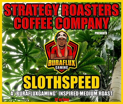 Slothspeed, A BurafluxGaming Inspired Medium Roast