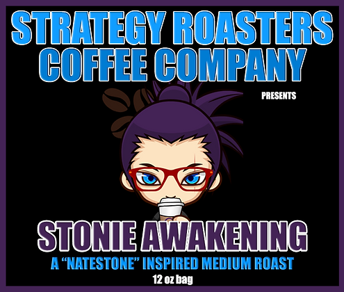 Stonie Awakening, A NateStone Inspired Medium Roast