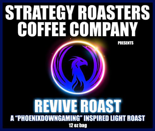 Revive Roast, A PhoenixDownGaming Inspired Light Roast
