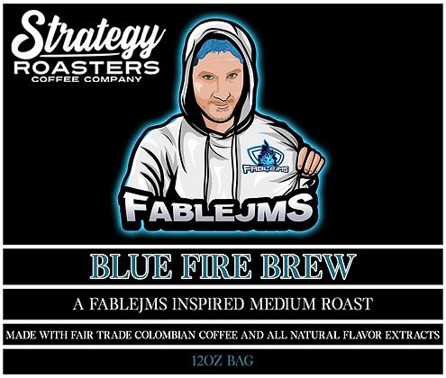 Blue Fire Brew, A FABLEJMS Inspired Medium Roast