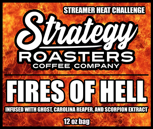 FIRES OF HELL: STREAMER CHALLENG