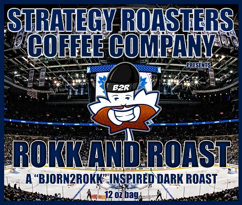 Rokk and Roast, A Bjorn2Rokk inspired Dark Roast