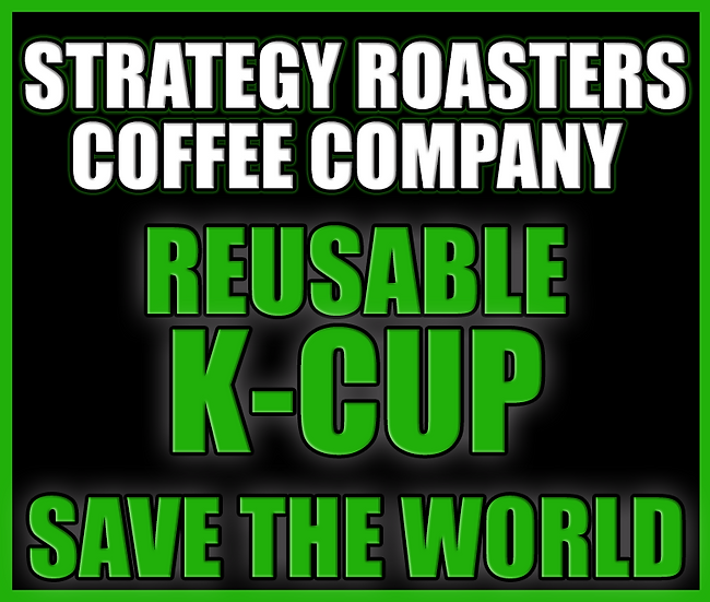 Refillable K-cup for Keurig 1.0 and 2.0