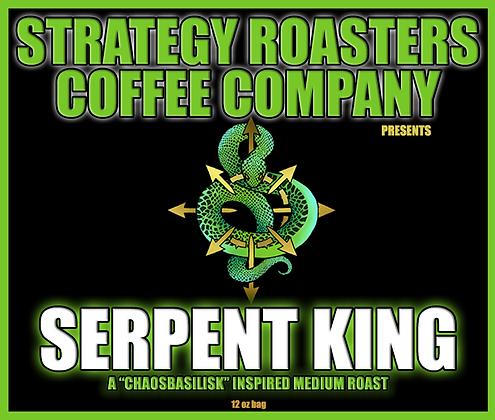 Serpent King, A ChaosBasilisk Inspired Medium Roast