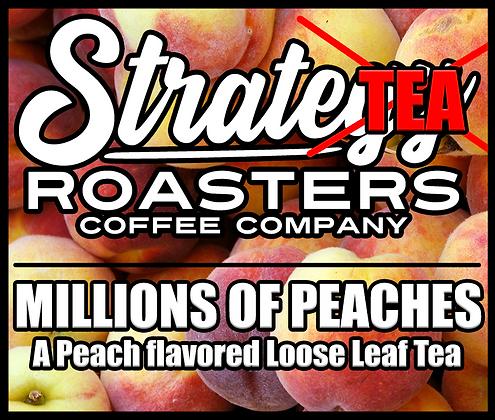 Millions of Peaches, A Peach Flavored Loose Leaf Tea