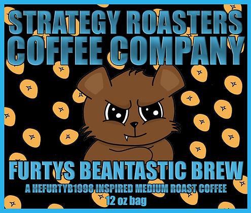 Furtys Beantastic Brew, A Hefurty1998 Inspired Medium Roast