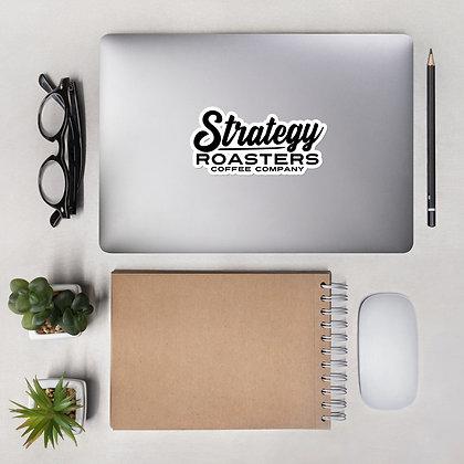 Strategy Roasters Sticker