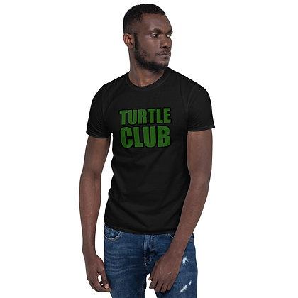 PeaceAndTurtle Turtle Club Short-Sleeve Unisex T-Shirt