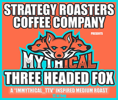Three Headed Fox, A ImMythical_TTV Inspired Medium Roast