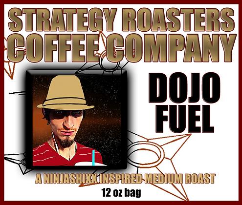 Dojo Fuel, A NinaShixx Inspired Medium Roast