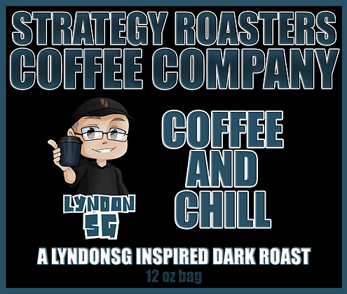 Coffee and Chill, A LyndonSG Inspired Dark Roast