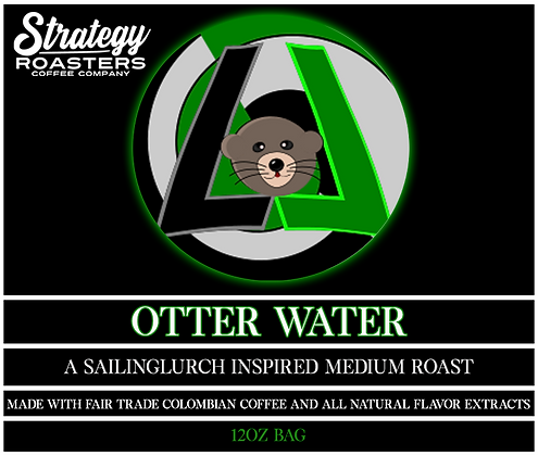 Otter Water, A SailingLurch Inspired Medium Roast