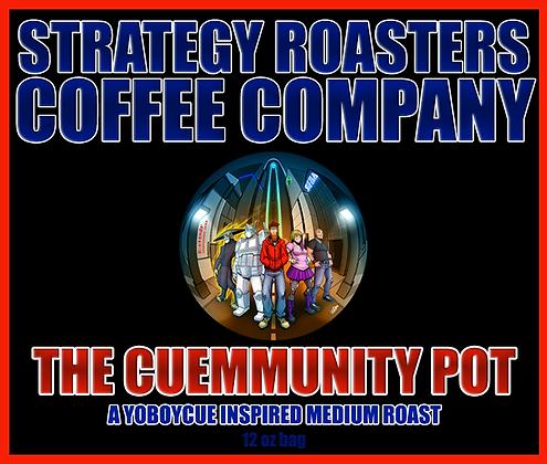The Cuemmunity Pot A YoBoyCue Inspired Medium Roast