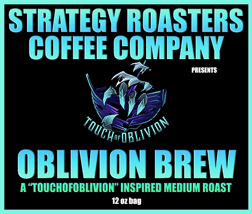 Oblivion Brew, A TouchOfOblivion Inspired Medium Roast