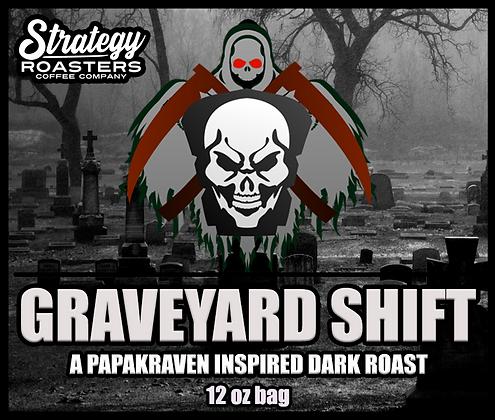 Graveyard Shift, A PapaKraven Inspired Dark Roast