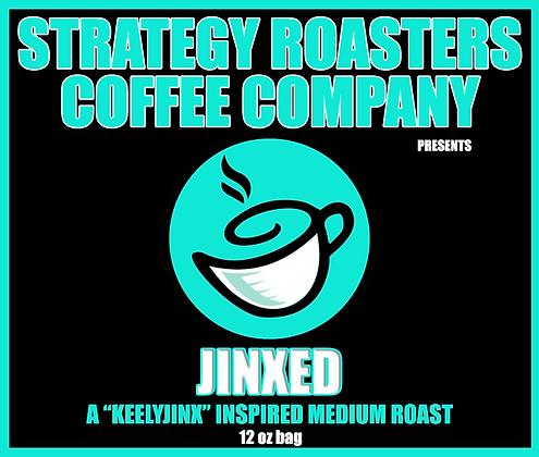 Jinxed, A KeelyJinx Inspired Medium Roast