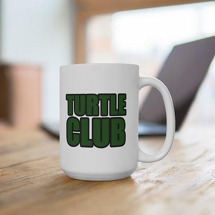 PeaceAndTurtle Mug 15oz