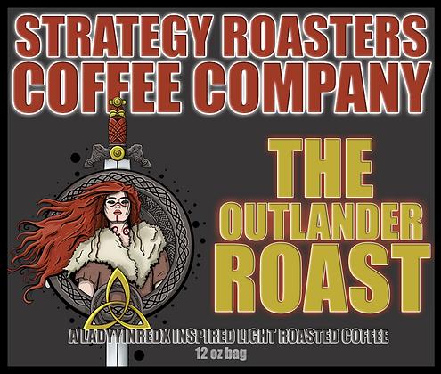The Outlander Roast, A LadyyInRedX Inspired Light Roast