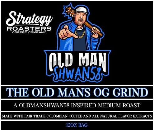 The Old Mans OG Grind, A OldManShwan58 Inspired Medium Roast