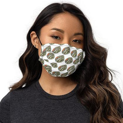 PeaceAndTurtle Premium face mask