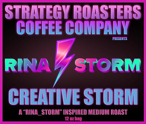 Creative Storm, A Rina_Storm Inspired Medium Roast
