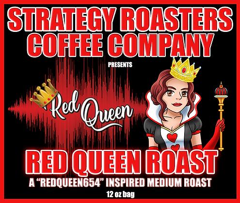 Red Queen Roast, A RedQueen654 Inspired Medium Roast