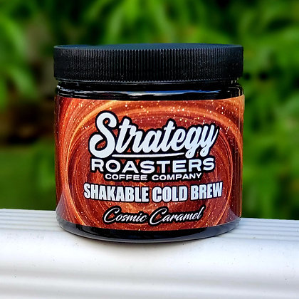 Cosmic Caramel Shakable Cold Brew