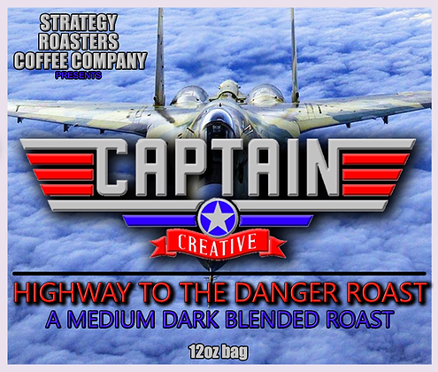 Captain Creatives Highway to the Danger Roast