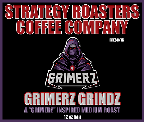 Grimerz Grimez, A Grimerz Inspired Medium Roast