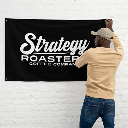 Strategy Roasters Flag