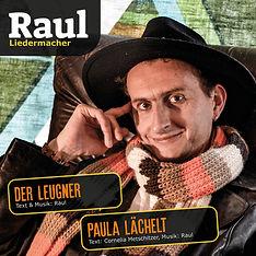 Raul_Der Leugner_Singlecover_quadratisch