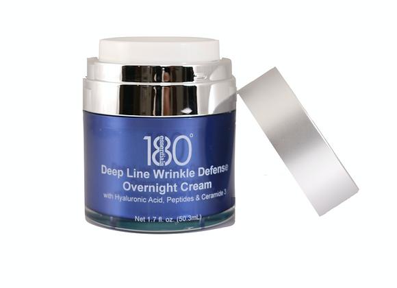 Deep Line Wrinkle Defense Overnight Cream
